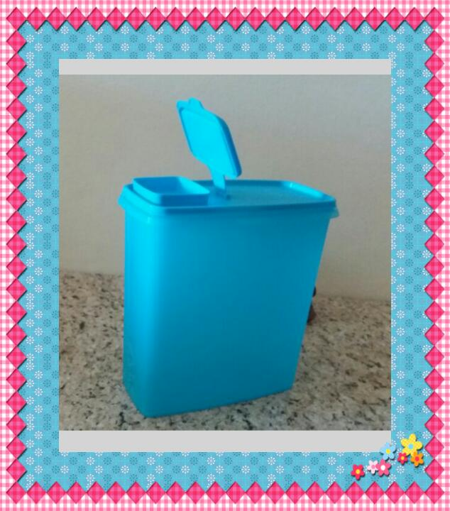Porta Cereais Integrais Importado TUPPERWARE