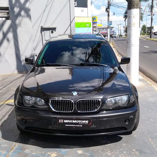 BMW 325I EV31