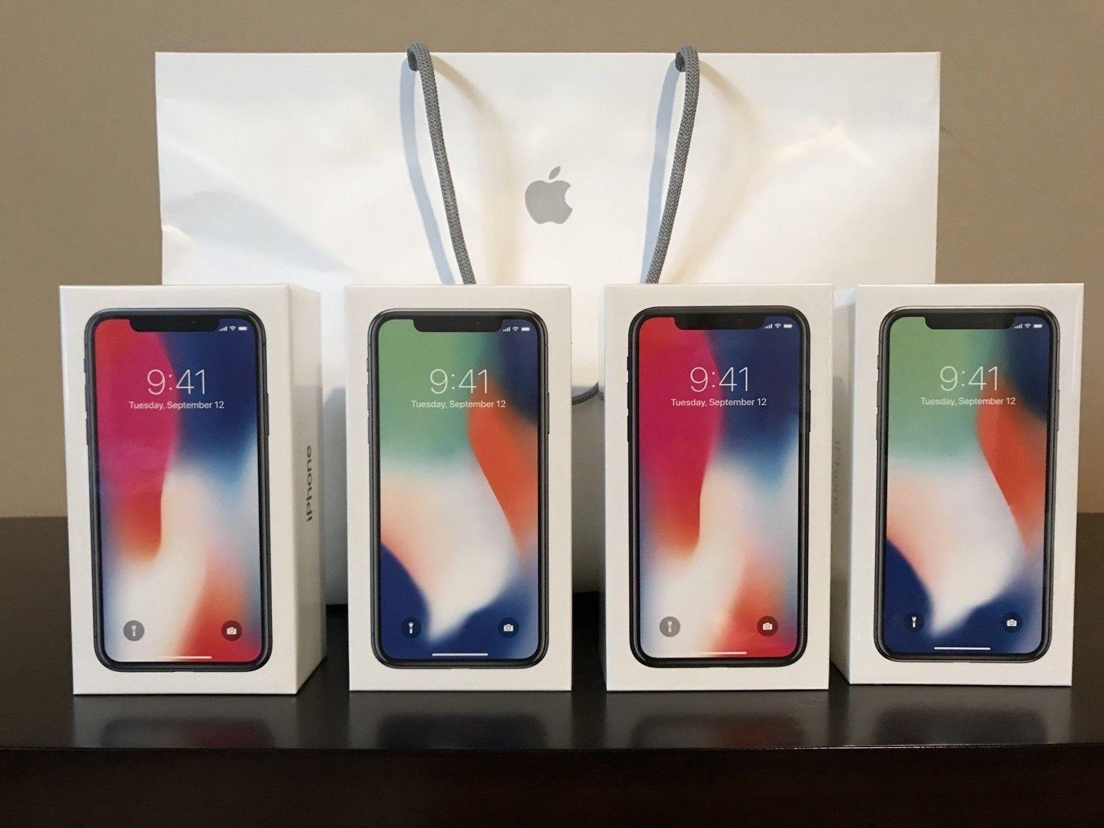 Vendas: Novo Apple iPhone X e Samsung S9