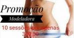 MASSAGEM MODELADORA