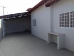 Casa nova - Bairro Jardim Planalto.