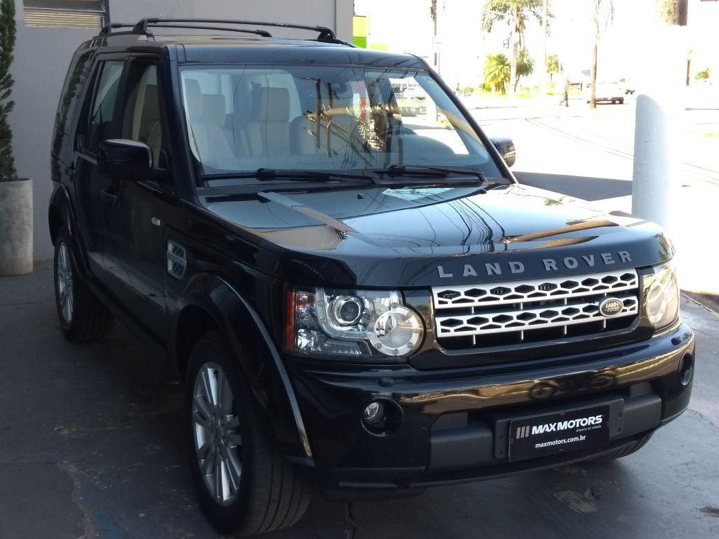 2011 Land Rover LAND ROVER DISCOVERY 4 - 2011 / 2011 3.0 SE 4X4 V6 24V BI-TURBO DIESEL 4P AUTOMÁTICO