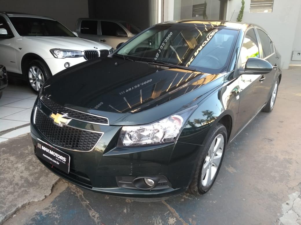 CHEVROLET CRUZE - 2012 / 2012 1.8 LT 16V FLEX 4P AUTOMÁTICO