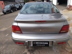 CHRYSLER STRATUS - 1997 / 1998 2.5 LX SEDAN V6 24V GASOLINA 4P AUTOMÁTICO