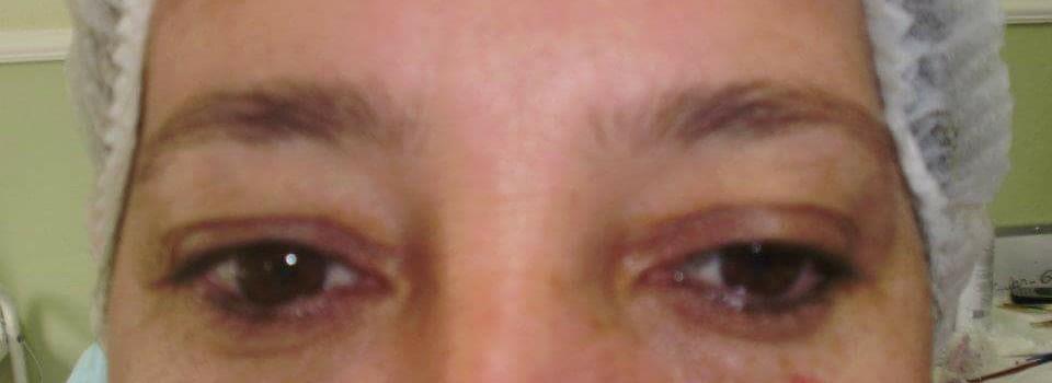 Micropigmentação em sobrancelha