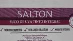 Suco De Uva Tinto Integral Salton Caixa 12 Unidades De 500ml