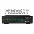 receptor digital freesky the rock hd gprs
