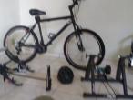 Vendo Bike Mônaco Alumínio + Acessórios
