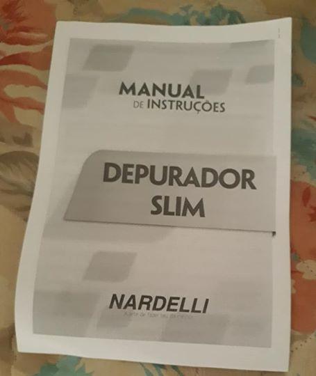 Depurador de Ar Slim