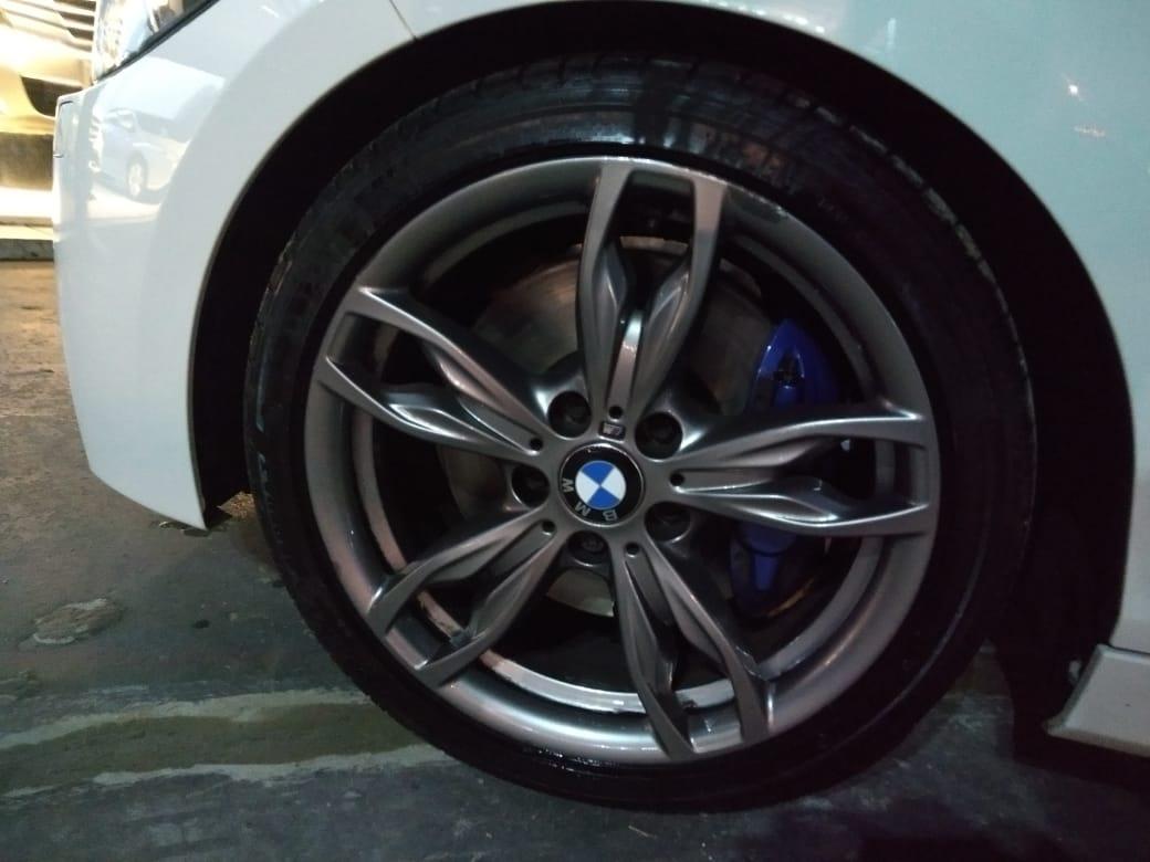 BMW M 135I - 2013 / 2014 3.0 24V TURBO GASOLINA 4P AUTOMÁTICO