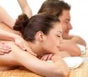 Massagem relaxante fitoterápica e Quick
