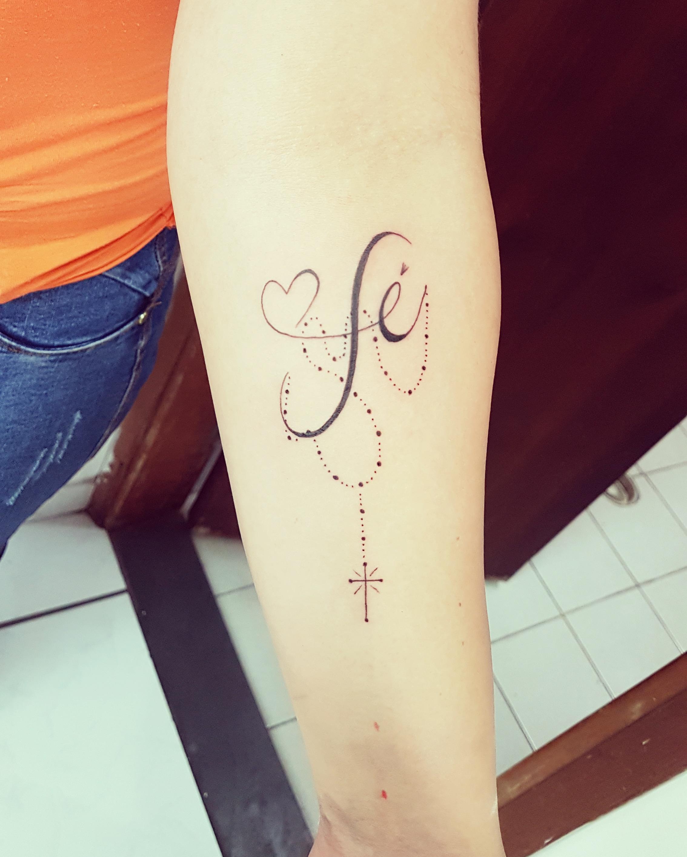Tatuagem com valor especial