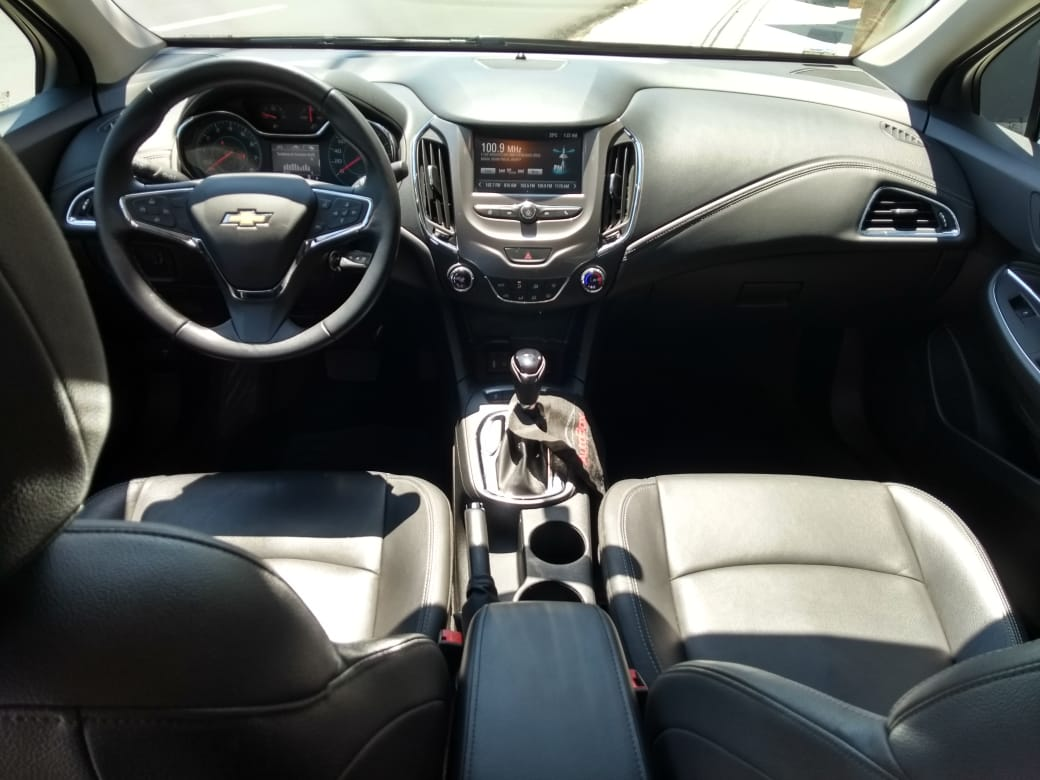 CHEVROLET CRUZE - 2016 / 2017 1.4 TURBO LT 16V FLEX 4P AUTOMÁTICO