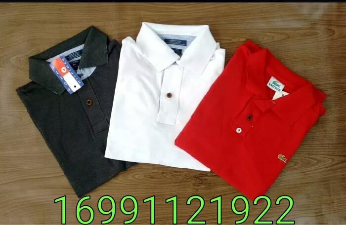 Kit 5 camisas