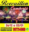 REVEILLON CAMBORIÚ-SC - 7 DIAS - SUCURI VIAGENS- (14) - 99779-5969