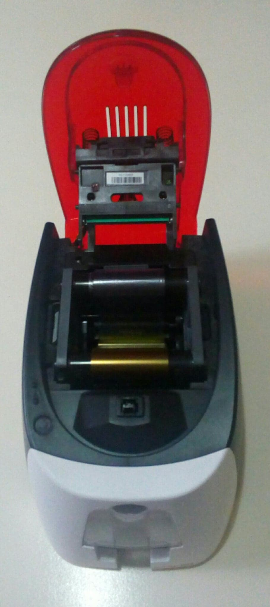 Vendo Impressora de Cartões e Crachás PVC - Semi Nova
