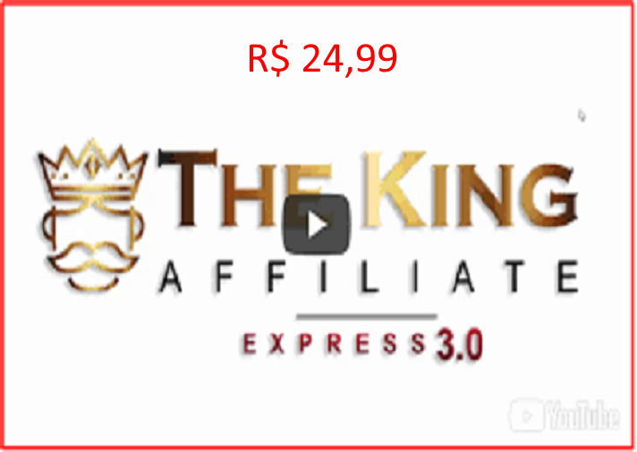 Curso de Marketing Digital The King Affiliate 3.0