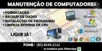 Formatação de Computador em Fortaleza