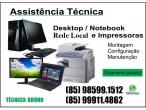 Formatação de Notebook em Fortaleza Varjota Aldeota Meireles Papicu Dionísio Torres Fátima Centro Castelão Joaquim Távora