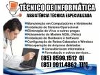 Técnico de Informática em Domicílio Fortaleza