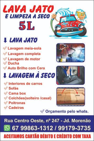 Lavagem Meia Sola + Lavagem a seco dos bancos
