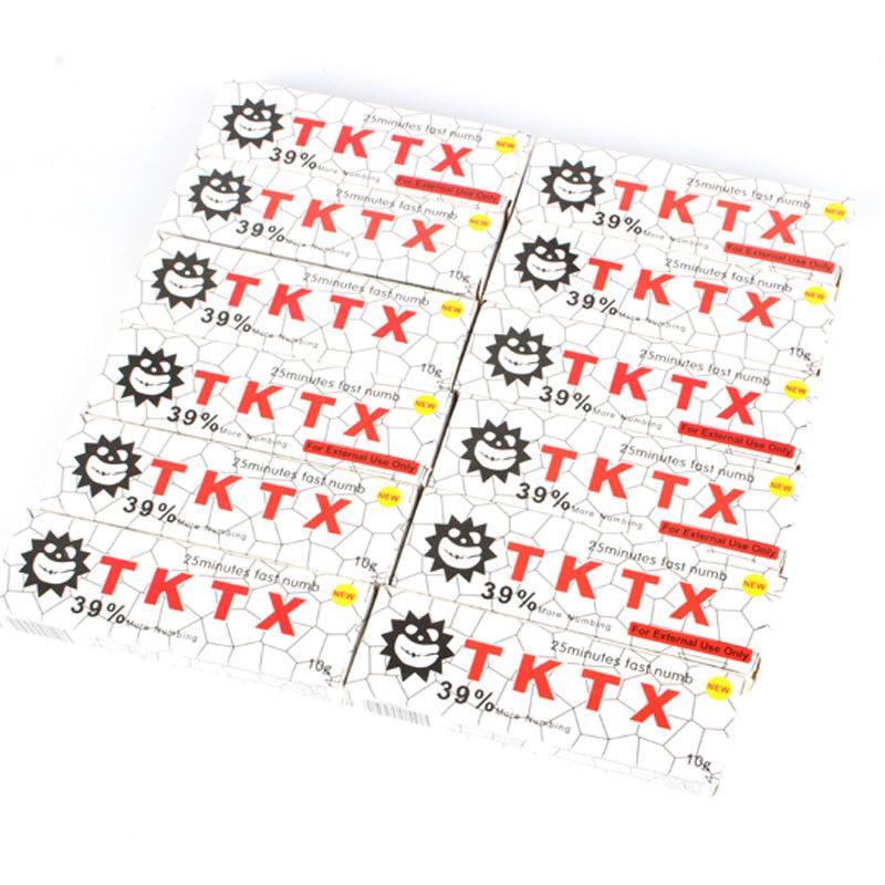 KIT COM 2 POMADAS TKTX 39% (((BRANCA))) FRETE GRÁTIS - pronta entrega!!!
