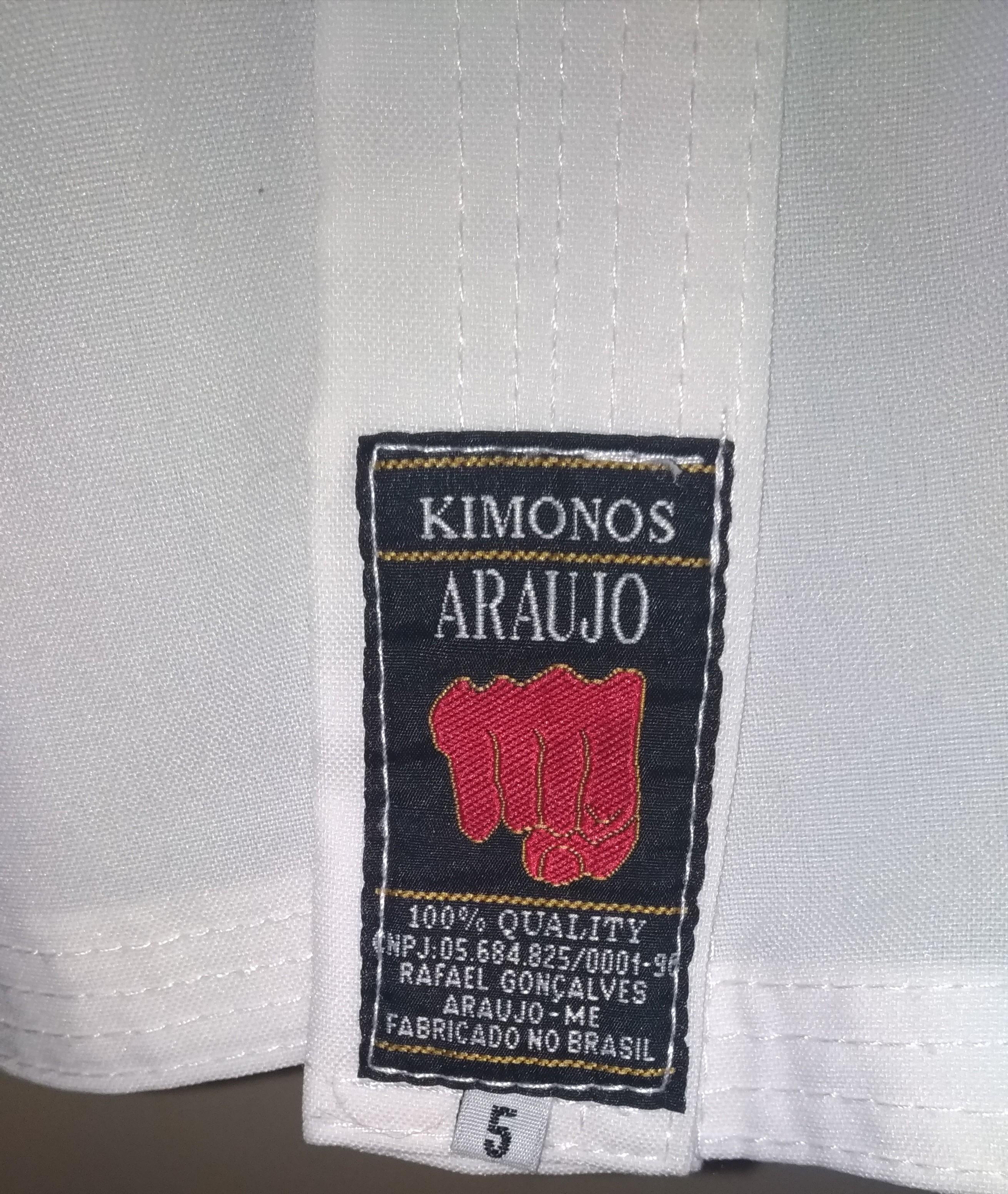 KIMONO kARATE A5