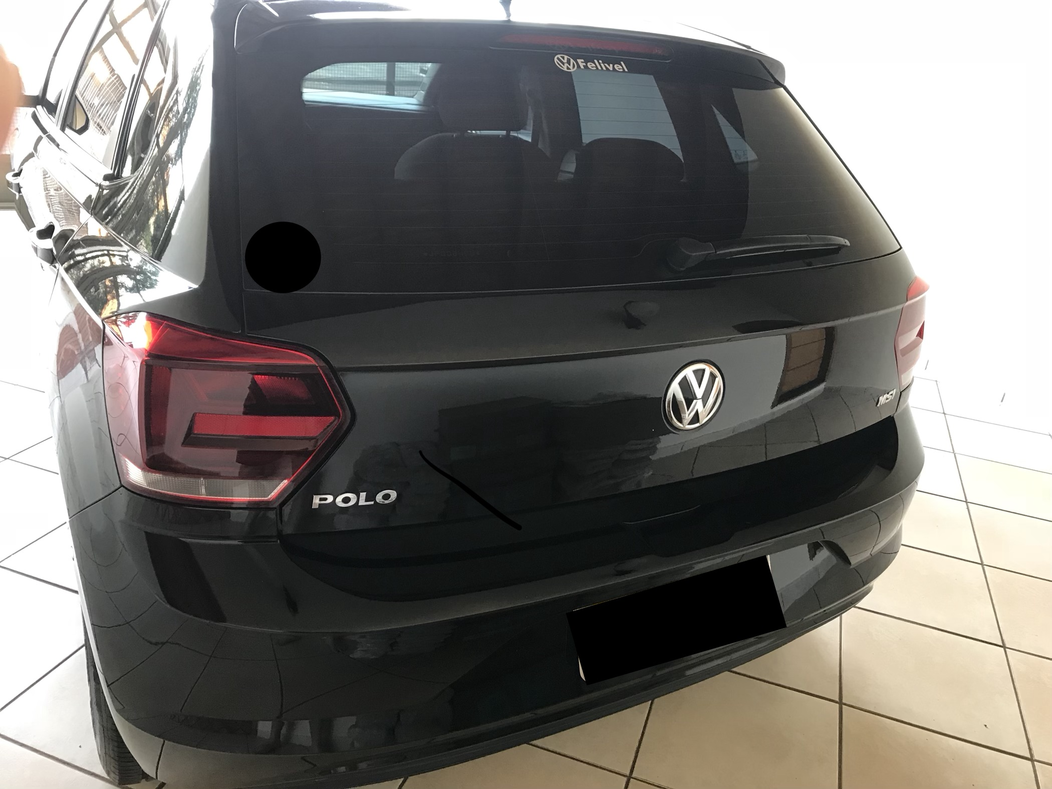 Polo 1.6 MSI Flex Manual 2017/2018 - 2017