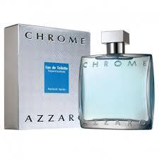 Perfume Azzaro Chrome EDT Perfume Masculino - 100ml