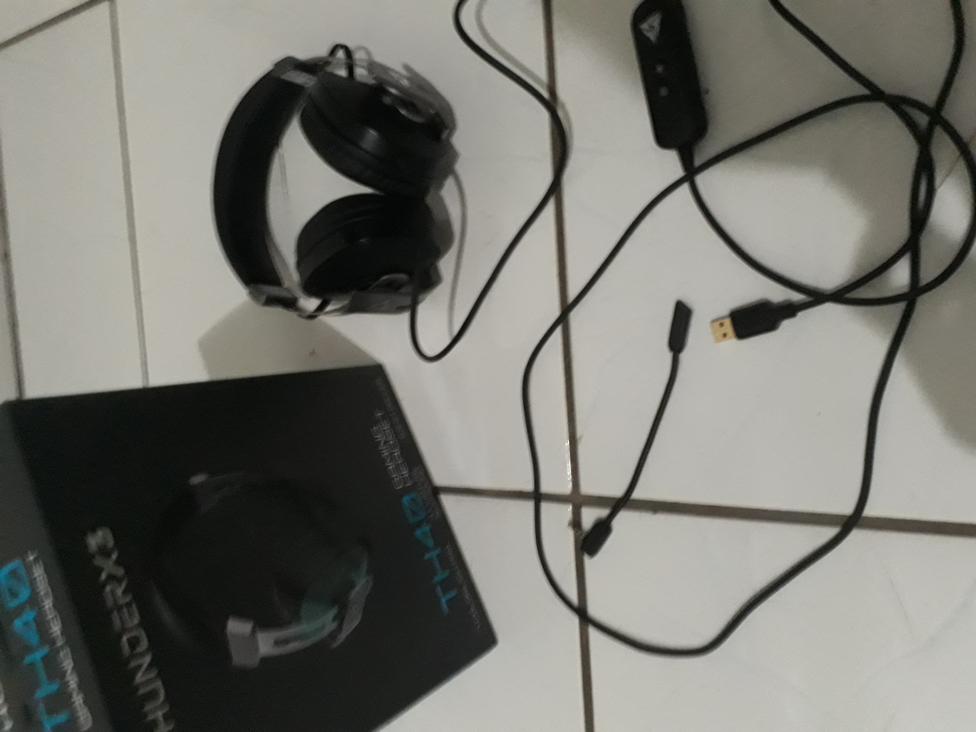 Headset thunderx3 TH40