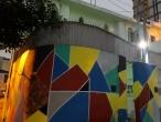 Republica para homens e mulheres perto do metro São Joaquim
