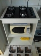 fabricamos balcão pra fogão cooktop de 5 e de  4 bocas valores a combinar