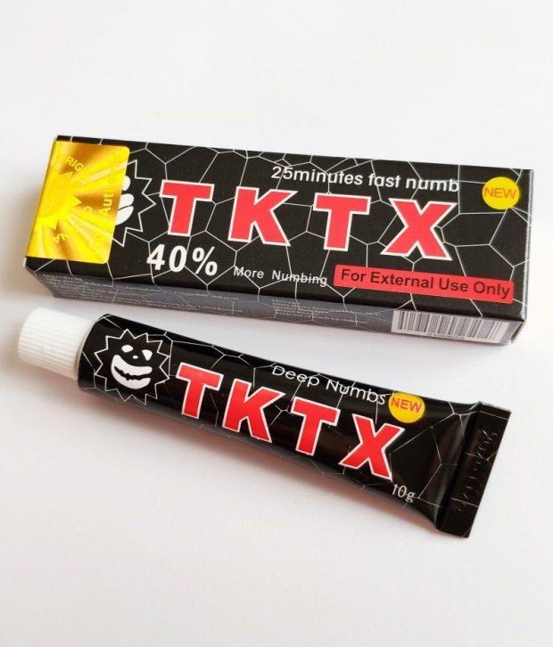 KIT COM 2 POMADAS TKTX (((40%))) PRETA_COM SELO DE AUTENTICIDADE _PRONTA ENTREGA!!!